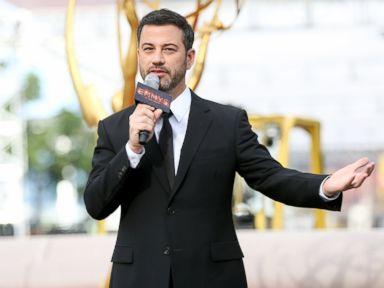 PHOTO: Jimmy Kimmel in Los Angeles, Sept. 14, 2016.