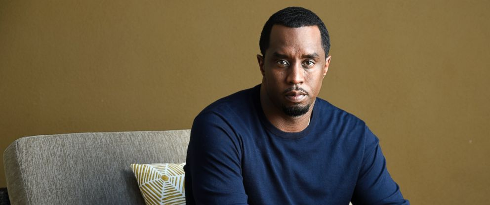 """PHOTO: In this June 19, 2017 photo, Sean Combs, producer of the documentary film """"Cant Stop Wont Stop: A Bad Boy Story,"""" poses for a portrait at the Four Seasons Hotel in Los Angeles."""