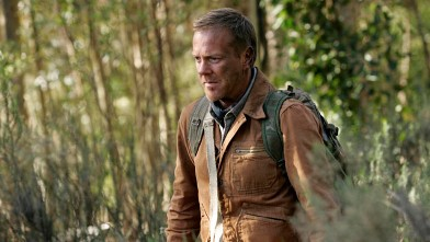 PHOTO: In this image released by Fox Broadcasting, Kiefer Sutherland is shown in a scene from the film &quot;24: Redemption,&quot; on FOX.