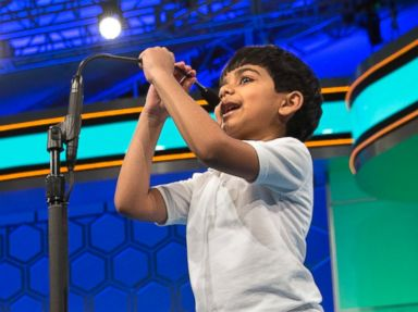 Meet Akash, the Scripps National Spelling Bee's Youngest Contestant