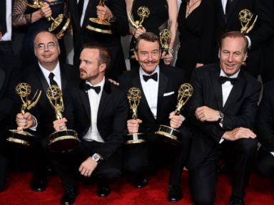 'Breaking Bad' Creator Didn't Expect Show to Win Top Prize