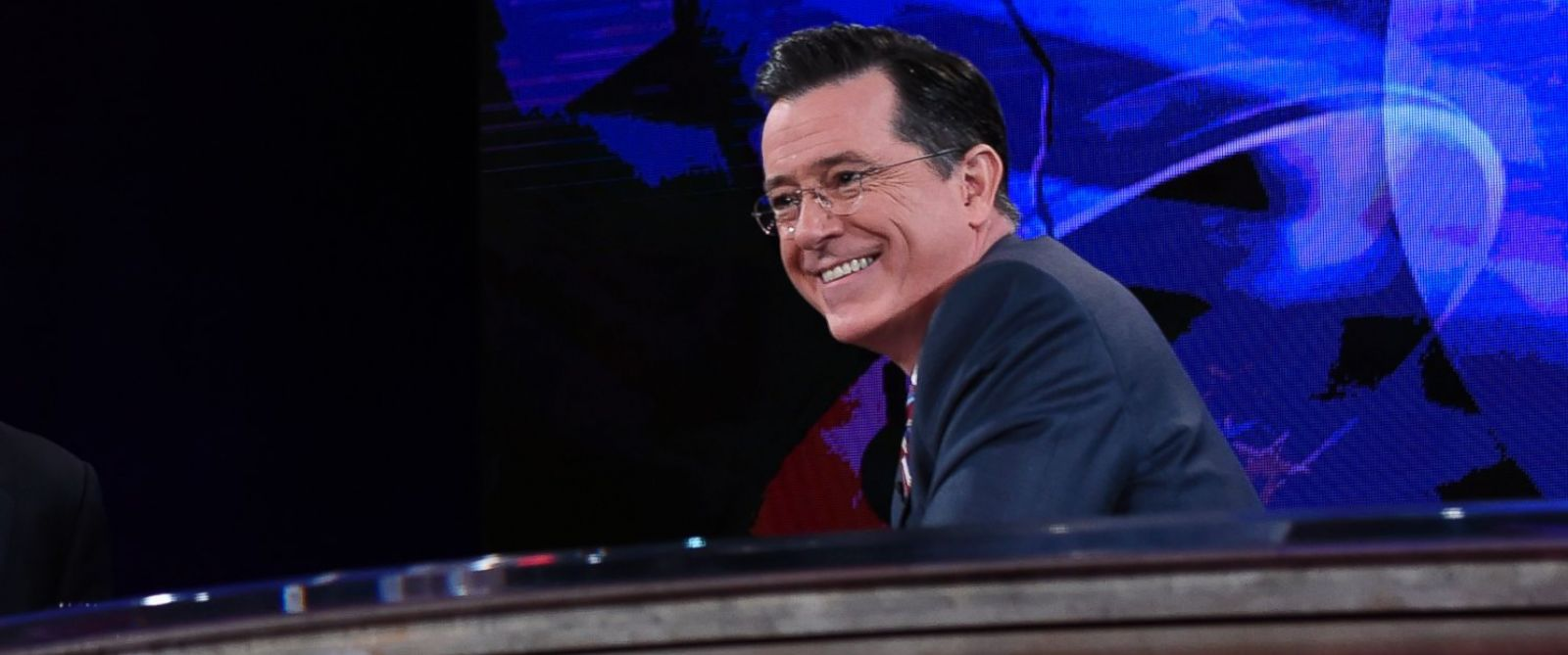 PHOTO: Stephen Colbert appears at Lisner Auditorium at George Washington University in Washington, Dec. 8, 2014.