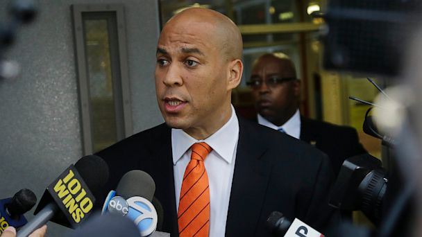 Cory Booker Wins New Jersey Senate Democratic Primary
