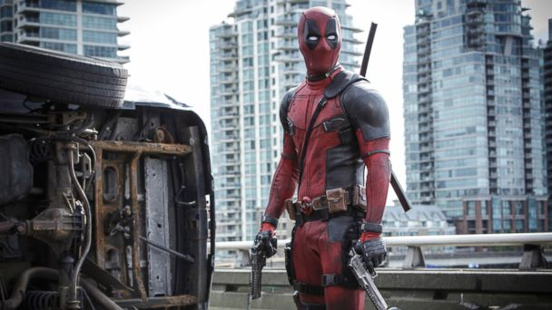 PHOTO: Ryan Reynolds as Deadpool in Twentieth Century Fox's