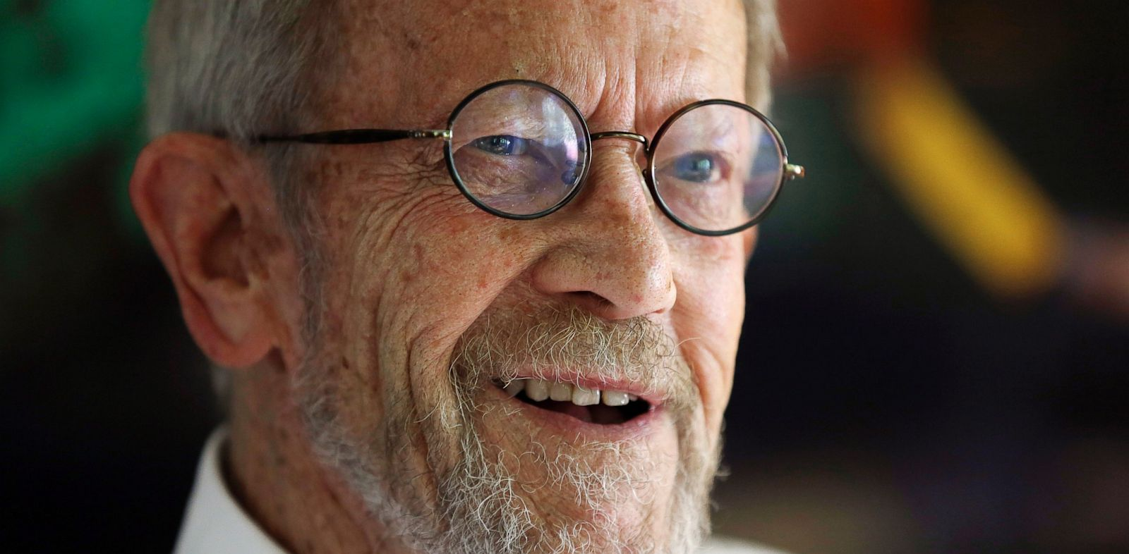 PHOTO: Author Elmore Leonard