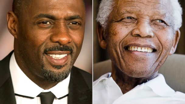 AP GTY idris elba nelson mandela split sk 131205 16x9 608 Inside the Mandela: Long Walk to Freedom Premiere