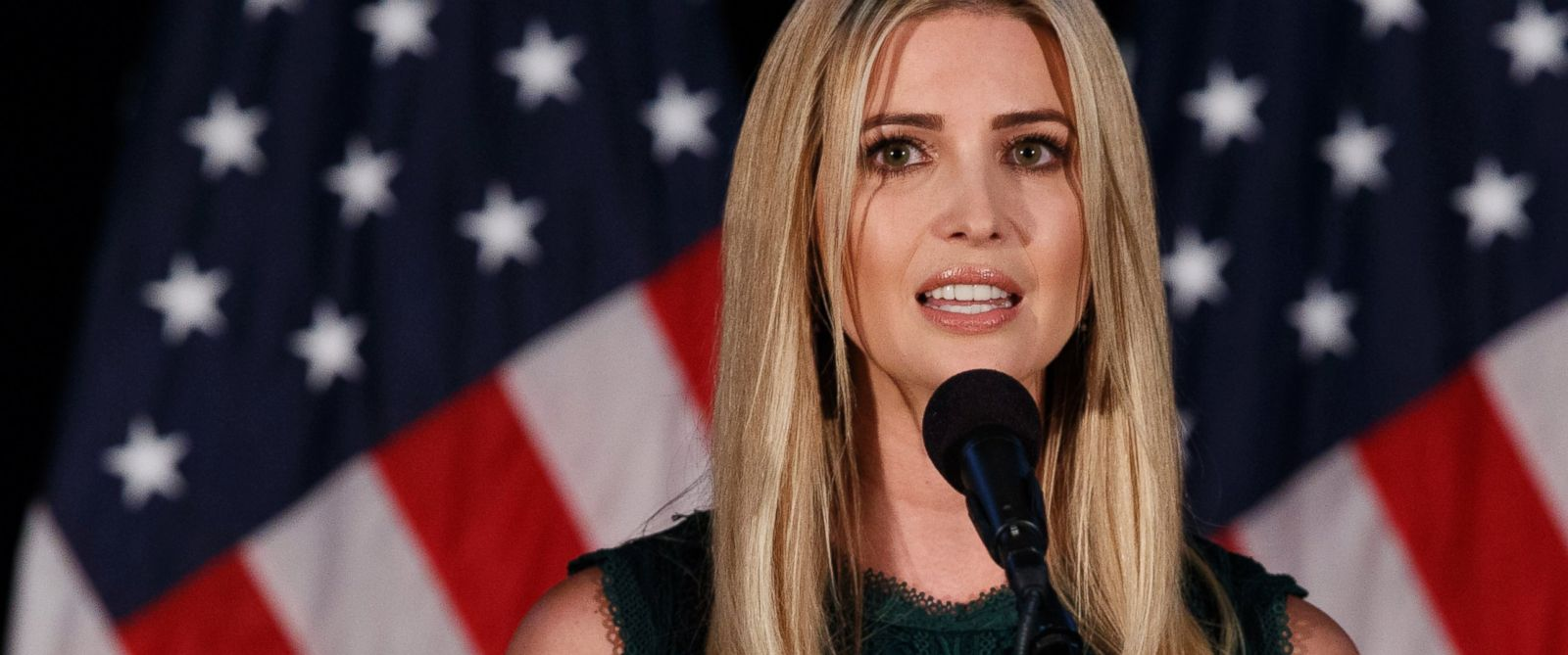 Ivanka Trump Ignores Reporters' Questions About Assault Claims Against ... Ivanka Trump