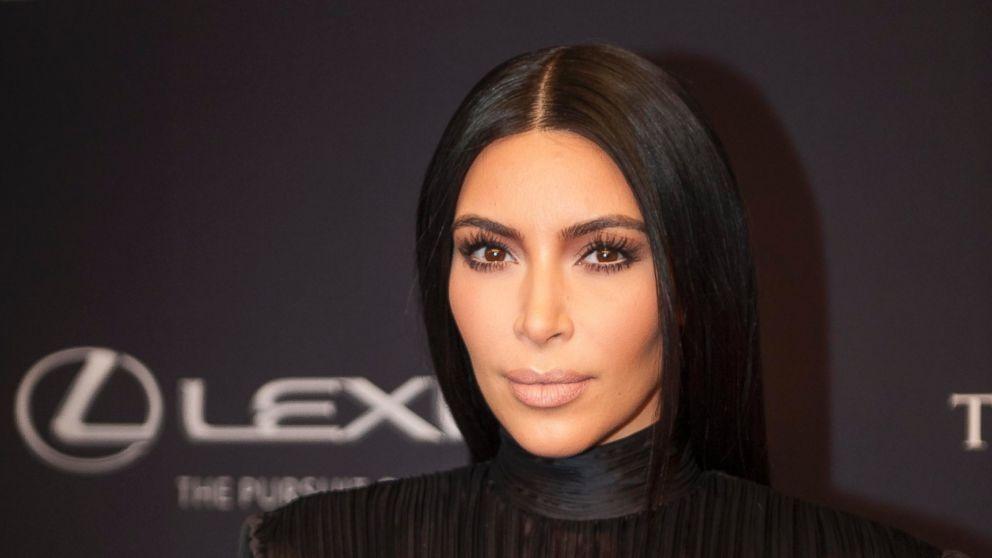 kim kardashian gets a new haircut   abc news