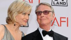 PHOTO: Diane Sawyer and director Mike Nichols arrive at the AFI Lifetime Achievement Awards honoring Mike Nichols, at Sony Pictures Studios in this June 10, 2010 file photo taken in Culver City, Calif.