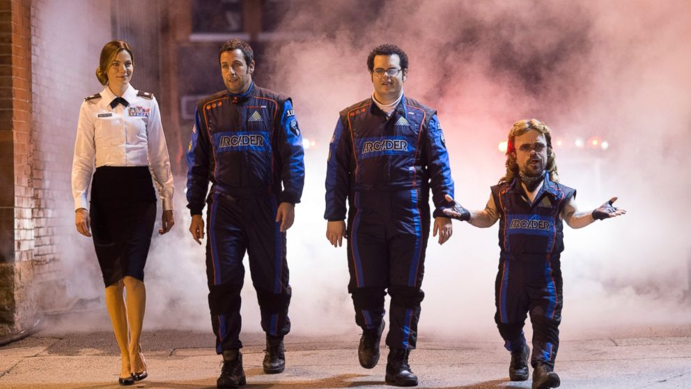 pixels movie review is this your average adam sandler
