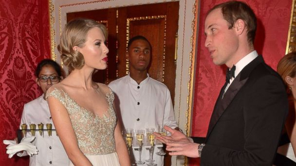 AP Prince William winter white gala ml 131126 16x9 608 What Taylor Swift and Prince William Talked About When They Met