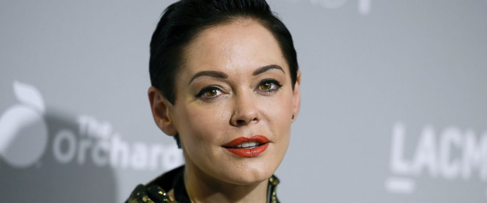 McGowan emerged from a brief suspension on Twitter on Thursday, Oct. 12, 2017, to offer her most pointed accusation that she was sexually abused by film mogul Harvey Weinstein.
