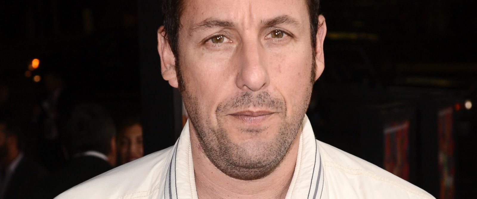 "PHOTO: Adam Sandler arrives at the premiere of ""Men, Women & Children"" at The Directors Guild of America, Sept. 30, 2014, in Los Angeles."