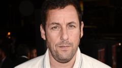 PHOTO: Adam Sandler arrives at the premiere of Men, Women & Children at The Directors Guild of America, Sept. 30, 2014, in Los Angeles.