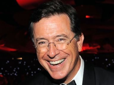 How Late-Night Hosts Reacted to Colbert's 'Late Show' Gig