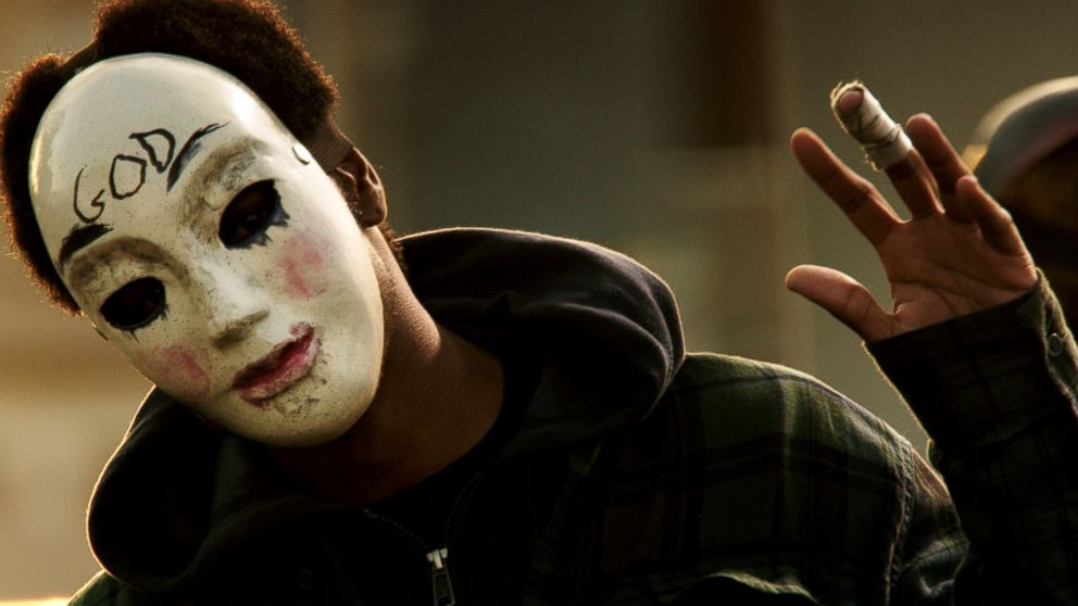 Watch Movie The Purge: Anarchy Streaming In HD