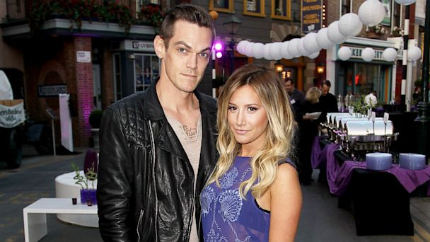AP ashley tisdale christopher french nt 130809 16x9 608 Ashley Tisdale Engaged, Rep Confirms