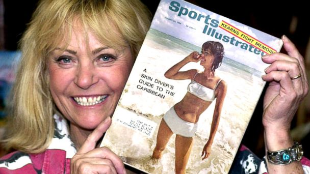 AP babette beatty si sk 140120 16x9 608 The First Sports Illustrated Swimsuit Cover Model, 50 Years Later