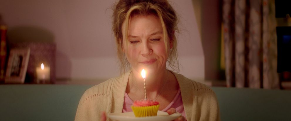 "PHOTO: This image released by Universal Pictures shows Renee Zellweger in a scene from ""Bridget Joness Baby."""