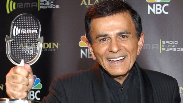 AP casey kasem tony 2 sk 140609 16x9 608 Casey Kasem Listed in Critical Condition