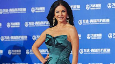 PHOTO: Catherine Zeta-Jones Stuns In China