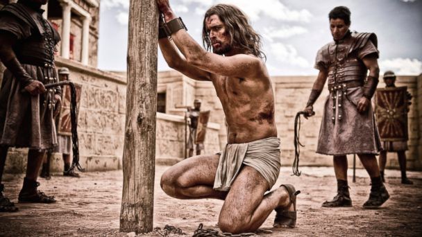 "PHOTO: Diogo Morgado is pictured in ""Son of God,"" 2012."