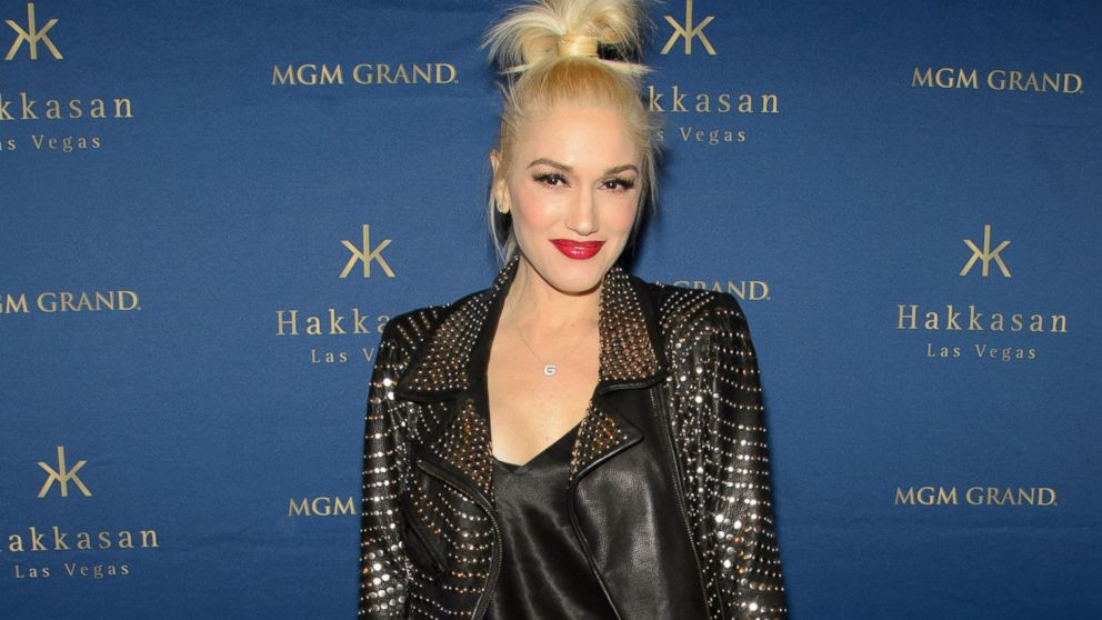 PHOTO: Gwen Stefani attends the one year anniversary celebration of Hakkasan Las Vegas