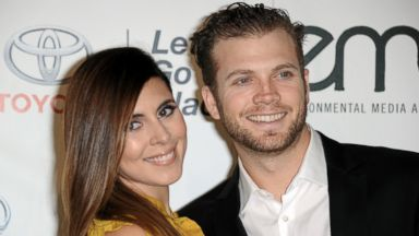 PHOTO: Jamie Lynn Sigler and Cutter Dykstra