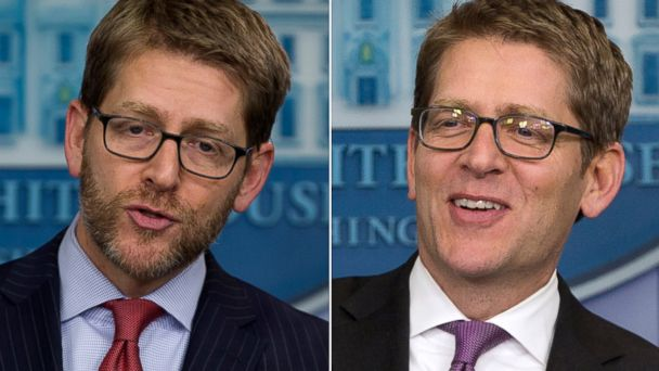 AP jay carney beard jtm 140123 16x9 608 Before and After: The Wager That Nixed Jay Carneys Beard