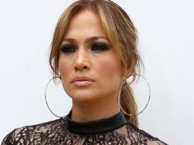 Jennifer Lopez Goes Seriously Sheer