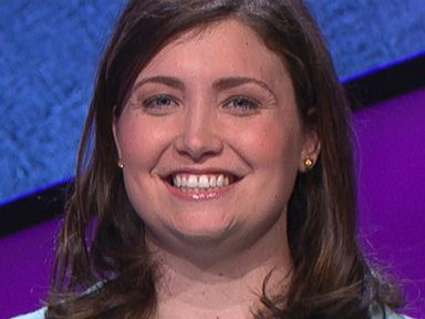 Cha-Ching! Julia Collins Makes 'Jeopardy!' History