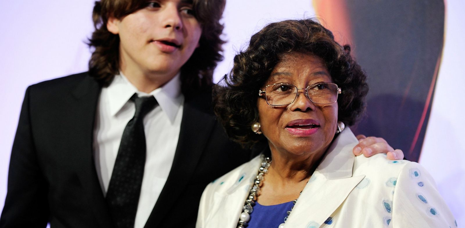 PHOTO: Katherine Jackson and Prince Jackson