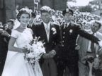 PHOTO: Kennedy Wedding Photo Auction