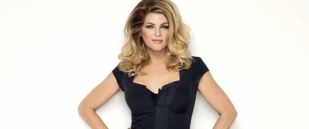 PHOTO: Kirstie Alley is pictured in an undated handout photo provided to the Associated Press