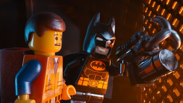 AP lego movie jef 140207 16x9 608 Review: The Lego Movie Builds to Oscar Status