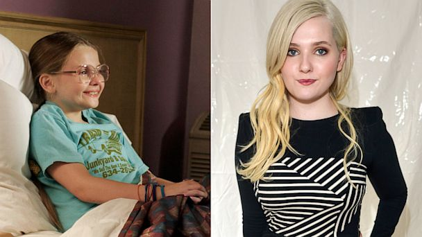 Girls gradual fuck photos Little Miss Sunshine' Child Star Abigail Breslin Poses Topless - ABC ...