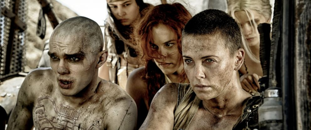 PHOTO: Mad Max: Fury Road Trailer