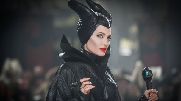 "PHOTO: Angelina Jolie in a scene from ""Maleficent."""