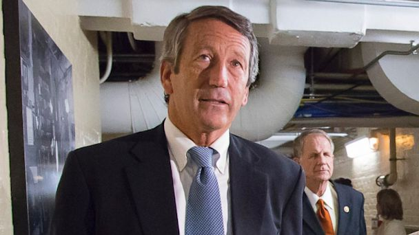 AP mark sanford tk 131007 16x9 608 Why One Congressman Is Telling His Furloughed Staff to Get Back to Work
