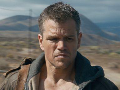 PHOTO: Matt Damon appears in a scene from Jason Bourne.