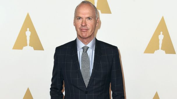 PHOTO: Michael Keaton arrives at the 87th Academy Awards nominees luncheon