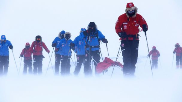AP prince harry antarctic jef 131212 16x9 608 Prince Harry to Reach South Pole on Friday the 13th