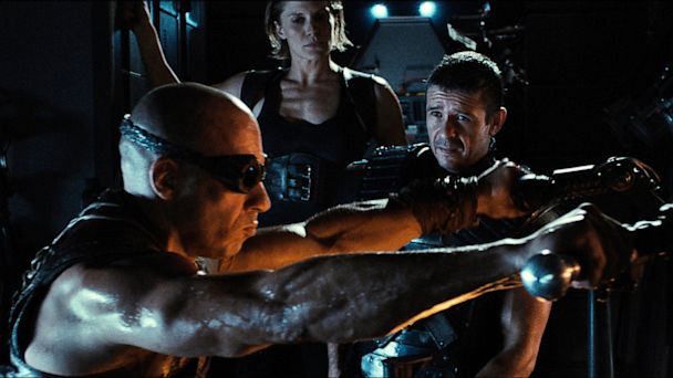 AP riddick movie film still thg 130906 16x9 608 Movie Review: Can Vin Diesel Revive Riddick?