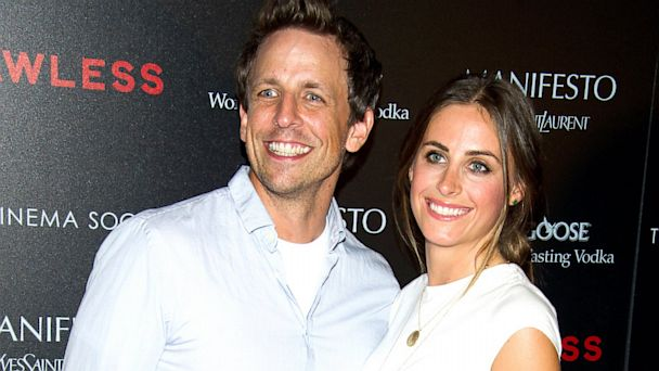 AP seth meyers alexi ashe nt 130705 16x9 608 Seth Meyers and Girlfriend Alexi Ashe are Engaged