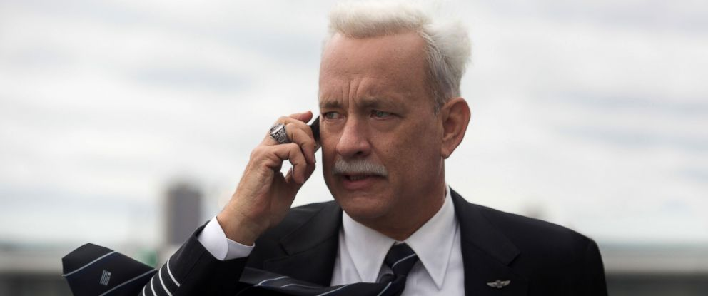 """PHOTO: Tom Hanks in a scene from the film, """"Sully."""""""
