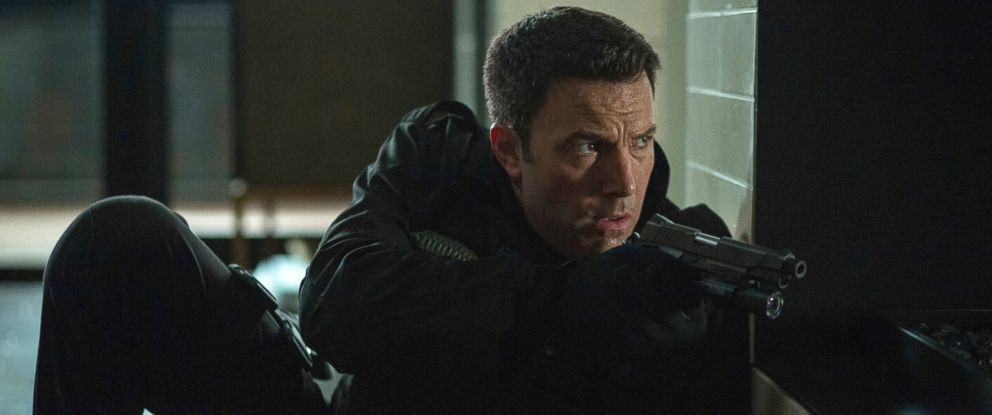 "PHOTO: Ben Affleck appears in a scene from ""The Accountant"" in this image released by Warner Bros. Pictures."