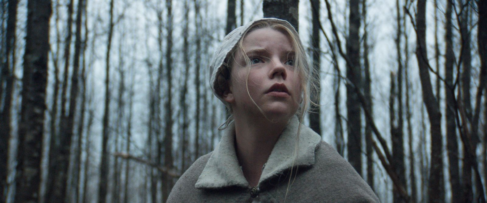 "PHOTO: Anya Taylor-Joy as Thomasin in a scene from the film, ""The Witch."""