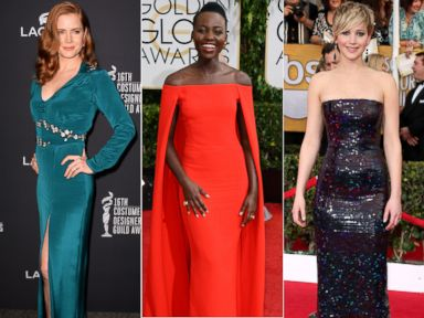 What the Stars Will Be Wearing to the Oscars 2014