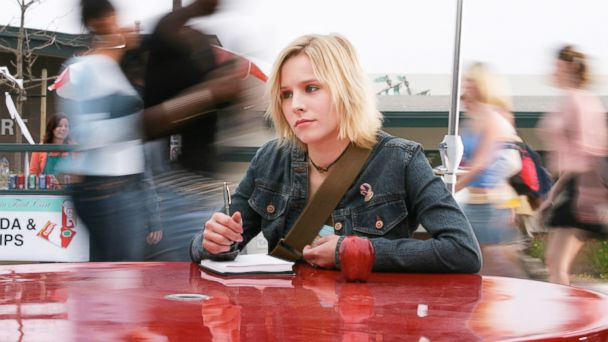 AP veronica mars sr 140314 16x9 608 How Kristen Bell Won Veronica Mars Role