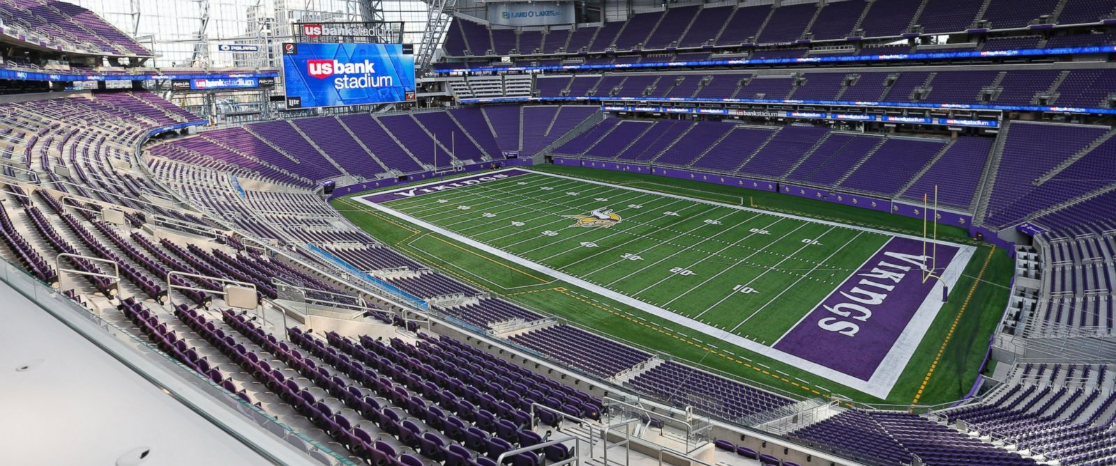 Record Noise Levels Expected At Minnesota Vikings New